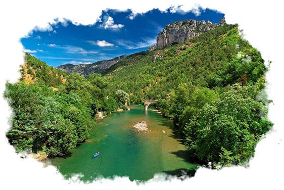 Découvrez les Gorge du Tarn